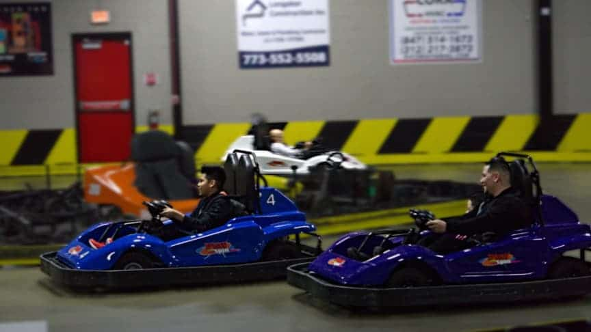 Go Karts - Play And Spin