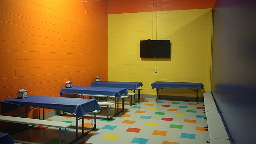 private birthday party rooms