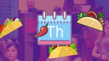 tacos thursday