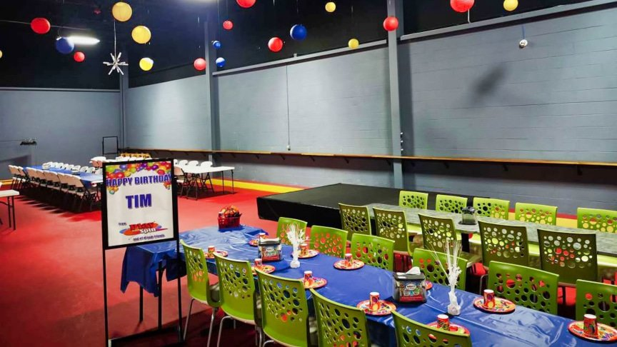 birthday party place