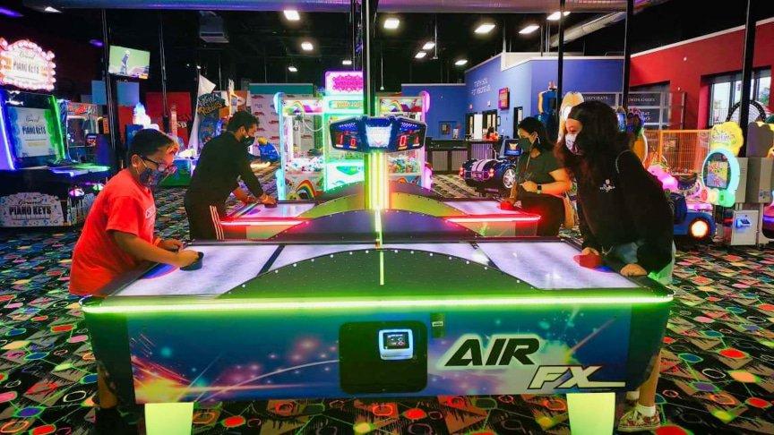 chicago indoor arcade