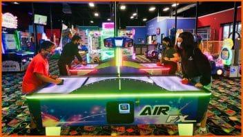 Indoor Arcade